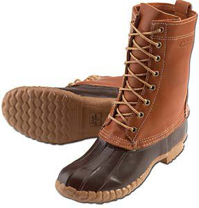 Waterproof boots from Cabelas, with Thinsulate
